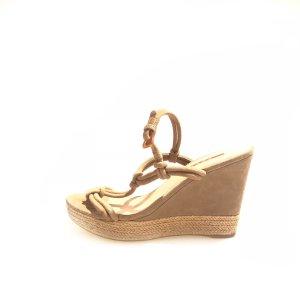 Beige Prada High Heel