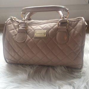 Beige/Puderfarbene Handtasche