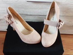 Laura Pumps beige