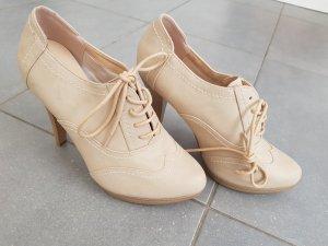 Graceland Décolleté accollato beige chiaro