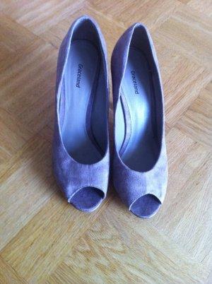 Beige Schuhe Größe 39
