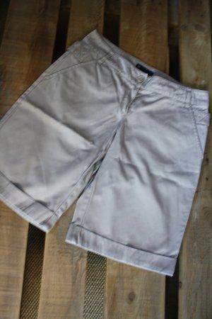 beige Shorts von Mango in Gr. 36