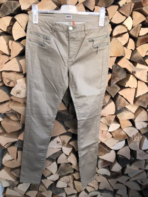 beige Slimfit Jeans (NEU)