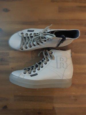 Beige Sneaker Rucoline Gr. 41 Echtleder neuwertig