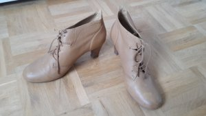 Belmondo Booties camel-light brown