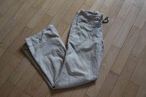 Beige Stoffhose von Vero Moda