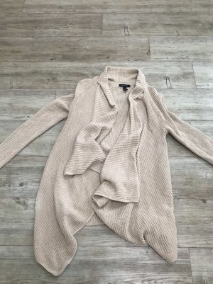 Beige Strickjacke von Lands End