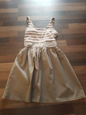 Pinafore dress multicolored