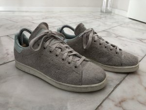 Adidas Originals Sneakers met veters beige-azuur Suede