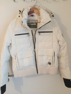 Beige Winterjacke / Skijacke von Goldbergh