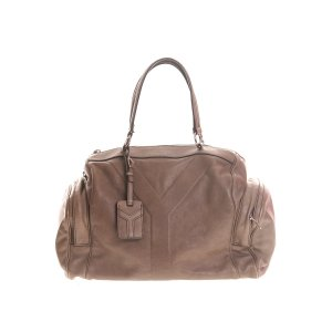 Beige Yves Saint Laurent Shoulder Bag