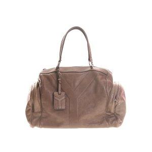 Beige Yves Saint Laurent Shoulder Bag