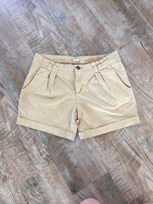 Beigefarbene Chino-Shorts Esprit
