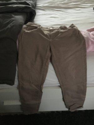 Beigefarbene Hose von LOGG