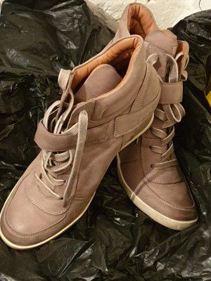 Paul Green Heel Sneakers oatmeal-beige