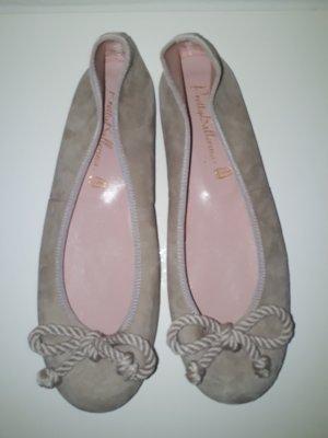 Beigefarbene Pretty Ballerinas