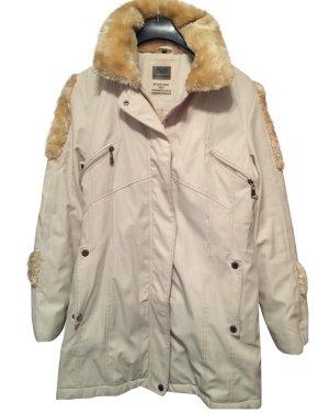 Beigefarbener Mantel von D&G