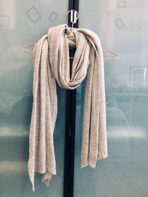 H&M Bufanda de lana beige