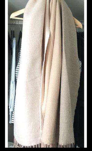 Beigefarbener Schal von H&M