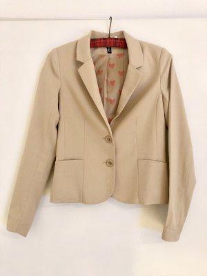 H&M Blazer corto multicolore
