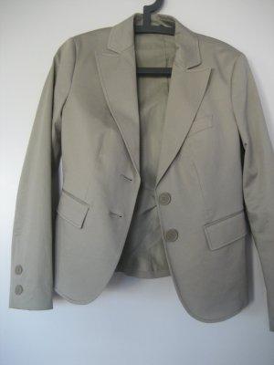 Benetton Jersey blazer beige