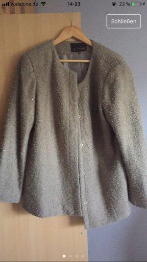 b.p.c. Bonprix Collection Wool Coat multicolored
