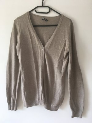 Chillytime Cardigan beige-marron clair
