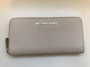 Michael Kors Portefeuille crème-beige clair