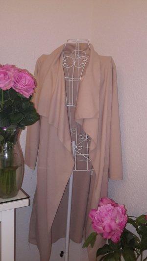 Coat Dress beige