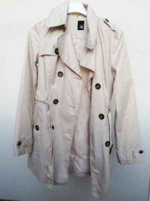 Beiger Mantel Gr. S