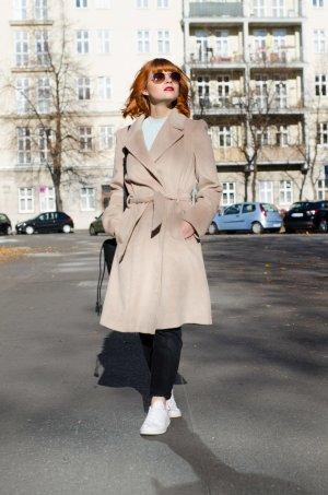 Atmosphere Manteau d'hiver beige-chameau