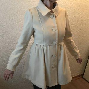Beiger Mantel von H&M in Größe 40