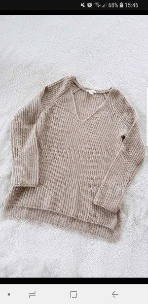 Beiger Pullover H&M XS