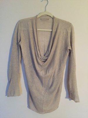 Beiger Pullover von Stefanel