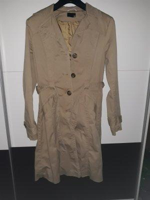 beiger Trenchcoat Gr. 36-38 wie neu
