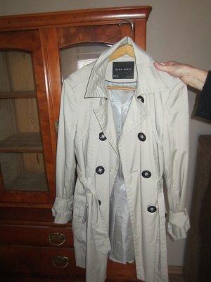 Zara Trenchcoat beige clair polyester