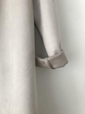Beiger Zara mantel