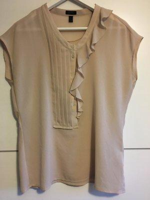Beiges Blusenshirt von Esprit Collection