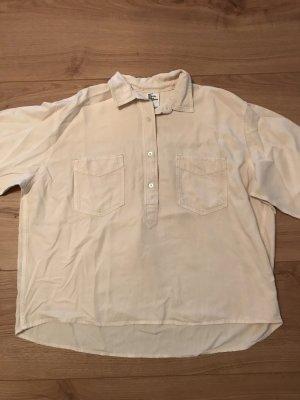 Beiges Hemd/Bluse
