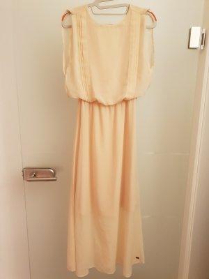 beiges Kleid von Tom Tailor Denim Denim
