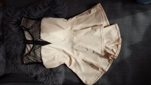 Blusa color carne-beige
