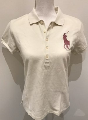 Beiges Polo Shirt von Ralph Lauren
