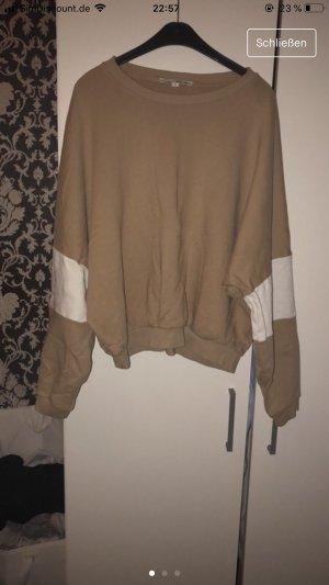 Beiges Pullover