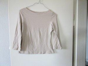 beiges Shirt Größe S