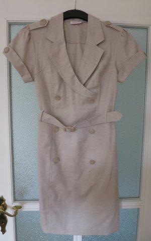 Beiges Sommerkleid *36* Orsay