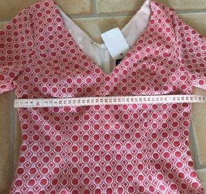 Beim Einkauf über 30 € bei mir * gibt´s einen Artikel unter 10 € gratis dazu * NEU * Mega Blogger - macht eine super Figur - Wunderschönes Sommer Cocktail Kleid Gr. 36 S * V-Ausschnitt * A-Linie Business Bleistiftkleid