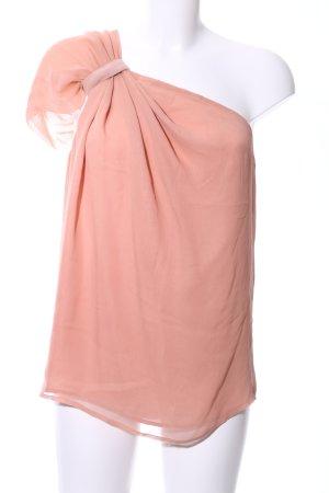 Bel Air Silk Blouse pink elegant