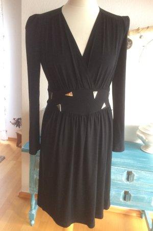 Belen Recio tolles Kleid schwarz Größe 38