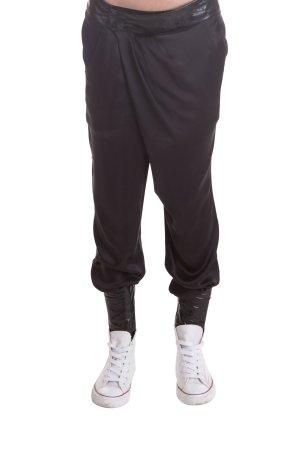 Belier Pantalone alla turca nero stile  materiale misto