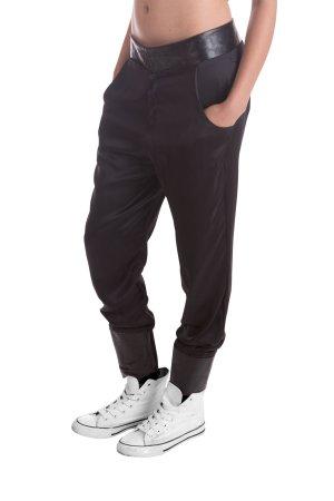 Belier Pumphose schwarz Eleganz-Look
